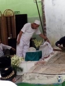makam mbah Hasan