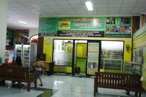 Salah satu lokasi pengobatan holistik